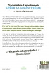 Linda Bedouet -<br>PERMACULTURE ET AGROÉCOLOGIE : CRÉER SA MICROFERME