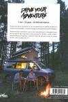 E. Frindik-Pierret & B. Lanneau -<br>DRIVE YOUR ADVENTURE : GUIDE D'UN ROAD TRIP EN VAN AUX CONFINS DE L'EUROPE