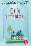 Agatha CHRISTIE</br>DIX PETITS NÈGRES