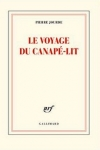 Pierre JOURDELE VOYAGE DU CANAPÉ-LIT