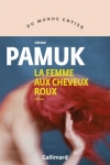 Orhan PAMUKLA FEMME AUX CHEVEUX ROUX