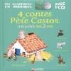 Didier FAUCHER 4 contes du Père Castor