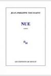 Jean-Philippe TOUSSAINT - Nue