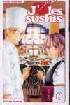 Ayumi KOMURA - J'aime les sushis T.8