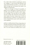 Alain BARATON - La haine de l'arbre n'est pas une fatalité