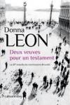 Donna LEON - Deux veuves pour un même testament