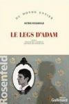 Astrid ROSENFELD - Le legs d'Adam