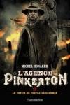 Michel HONAKER - L'agence Pinkerton T.4