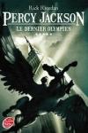 Rick RIORDAN - Percy Jackson t.5