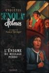 Valérie SPRINGER - Les enquêtes d'Enola Holmes T.5