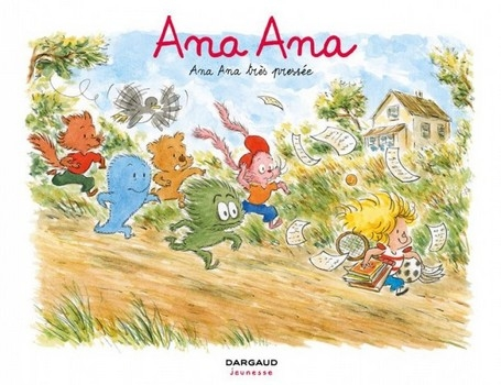 ANA ANA TOME 1<br/>Dominique ROQUES