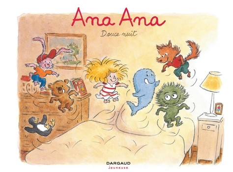 ANA ANA TOME 11<br/>Dominique ROQUES