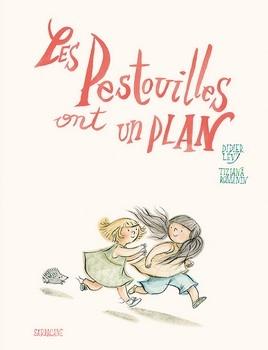 PESTOUILLES ONT UN PLAN (LES)<br/>Didier LEVY