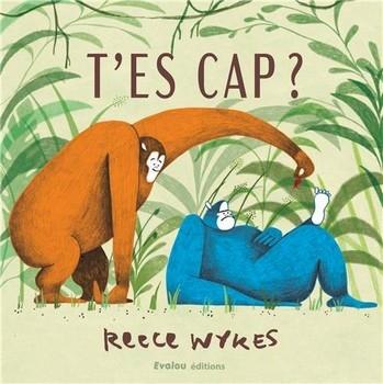 T'ES CAP<br/>Reece WYKES