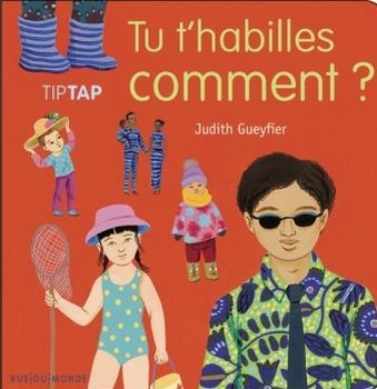 TU T'HABILLES COMMENT ?<br/>Judith GUEYFIER