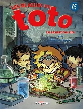 BLAGUES DE TOTO (LES) T.15