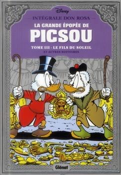 GRANDE ÉPOPÉE DE PICSOU (LA) T.3