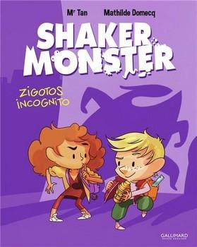 SHAKER MONSTER T.2