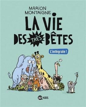 VIE DES TRÈS BÊTES (LA) : L'INTÉGRALE