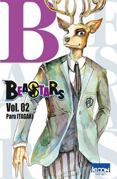 BEASTARS T.2