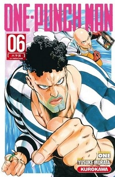 ONE-PUNCH MAN T.6