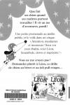 Alex T. SMITH Les aventures de Léon au cirque