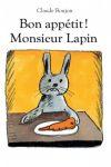 BON APPÉTIT ! MONSIEUR LAPIN – Claude BOUJON