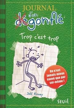 KINNEY Jeff<br/>JOURNAL D'UN DÉGONFLÉ T.3