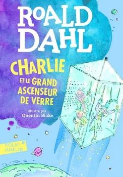 DAHL Roal<br/>CHARLIE T.2 ET LE GRAND ASCENSEUR DE VERRE