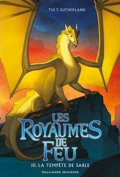 T. SUITHERLAND Tui<br/>ROYAUMES DE FEU T.10 (LES)